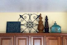 To Decorate ~ Kitchen / Kitchen decorating ideas and organization.