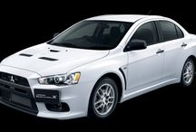 Mitsubishi Cars / by Coolest cars and Auto Enthusiasts