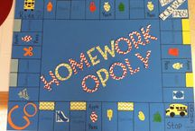 Homework  / by B WJ