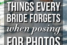 Tips for your wedding photographs