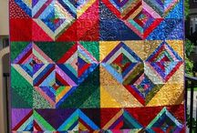 Quilts---String / by Sue Dodge