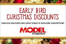 Subscription Offers / All the latest subscription offers from Model Collector Magazine.
