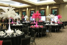 Centerpieces & Table Decor