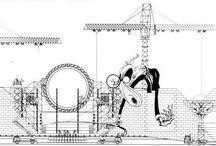 stage set / architecture