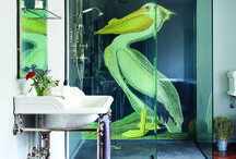 Utopia Loves... The new eccentrics / Manipulate the regular and adapt the norm to give your bathroom the eccentric edge #neweccentrics Read the full feature in the January 2015 issue of the award winning Utopia Kitchen & Bathroom magazine