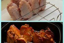 Airfryer / Lekker eten met de Airfryer