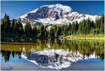Wonderland Trail, Mt. Rainier, WA