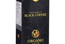 Black  COFFEE /  Black Coffee. Connoisseurs will appreciate the robust, smooth flavor, which is enhanced with rich Ganoderma lucidum.