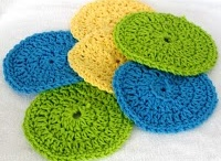 Crochet Home:  Coasters & Placemats
