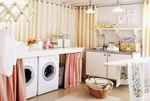 Laundry Rooms/Storage Areas / by Julie Ketchum