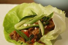 Lettuce Wraps / by April Hildebrand