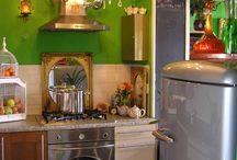 Home - small kitchen