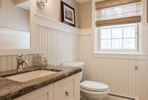New England bathrooms