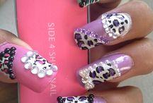 Nail design / by Paulette Saille