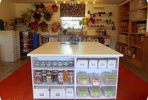Home Decor Craft room