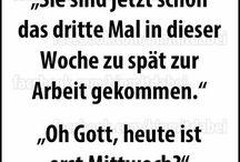 Sprüche und Co.