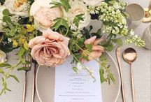 Wedding Tablescapes / tablescape, wedding tablescapes, set the table, wedding decor, wedding reception, table, wedding tablescape