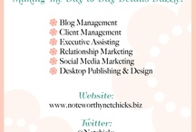About Netchicks Marketing / by Netchicks Marketing