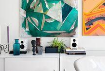interior design / architecture / by Marina Jovanovic