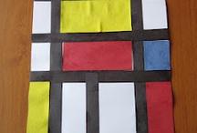 Artist- Mondrian