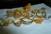 How to clean gold jewellery like professionals