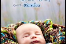 Newborns & Children Photo Shoots