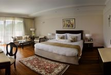 A Luxurious Abode! / The Claridges accommodation is a space meant for luxurious indulgence.