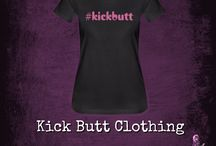 The Kick Butt Clothing Store / A range of inspiring and empowering clothes and gifts, created by Tricia Provost aka The Kick Butt Coach!