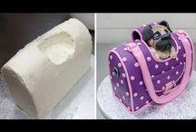 borsa porta cagnolino torta