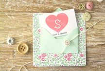 Cards, Invitations, Thank you cards