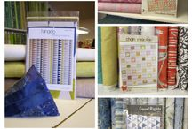 Quilt pattern writing