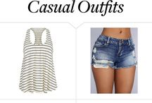 Causual polyvore