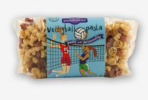Go Team USA! / Celebrating the Olympics with these sporty pasta!