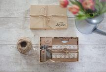 Packaging branding wedding