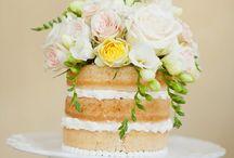 Cake Design & Ideas / http://www.stylemepretty.com/