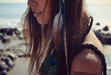 estilo hippie