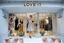 LOVE IT / Elegant boutique in Istanbul
