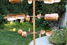 Moving (kinetic) sculpture