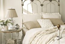 Antique French rooms