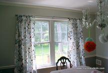 Home- Living Room / by Ellen Davenport