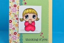cute cards / by Jennifer Leadmon