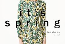 ZARA Lookbook Woman Spring / #zara #zaralookbook #woman #spring #fashion