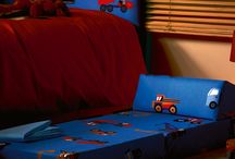 Sleep Over Fun. / All the things you need to create the ultimate slumber party.