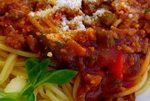 Makaron, Pasta, Spaghetti / all ricipes with pasta, spaghetti, penne  Przepisy na smaczne makarony