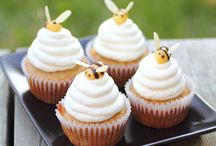 Bee party ideas / Bee et HONEY everything