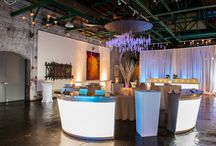 Corporate Events / Corporate parties and events produced by Bold American Events catering and/or design. BoldAmerican.com