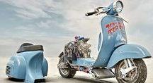 scooters et motos