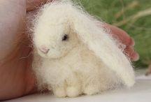 Animales lana cardada