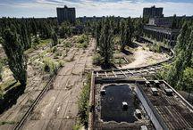 При́п'ять ( Pripyat ) / City of Night