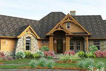 Mountain Home Plans I like